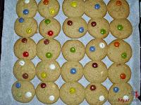 Cookies de lacasitos-cookies hechas