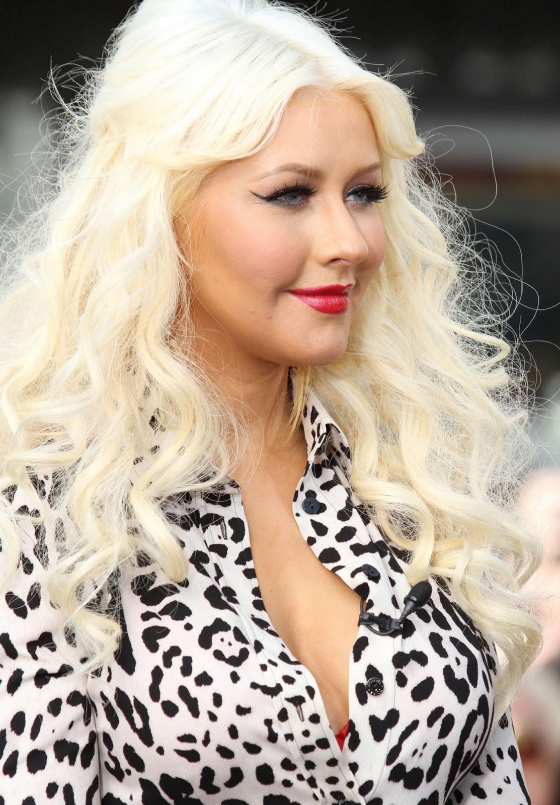 Aguilera bikini christina pic