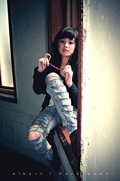 Tentang Profil Biografi Artis Profil Foto Artis Cantik Gege Elisa