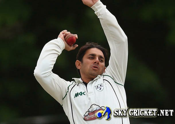 Ajmal banned by ICC for illegal bowling action