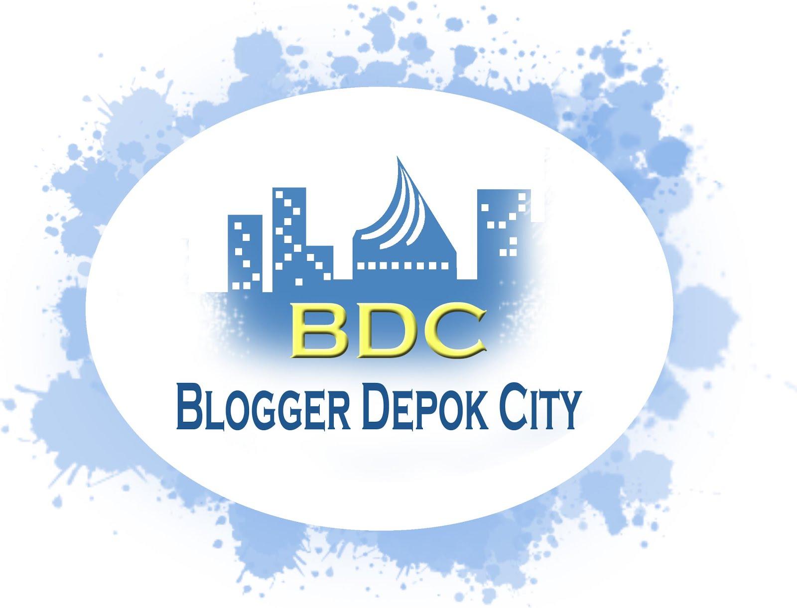 BLOGGER DEPOK CITY