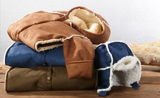 Luca Charles: Winter Gear for Baby Boys