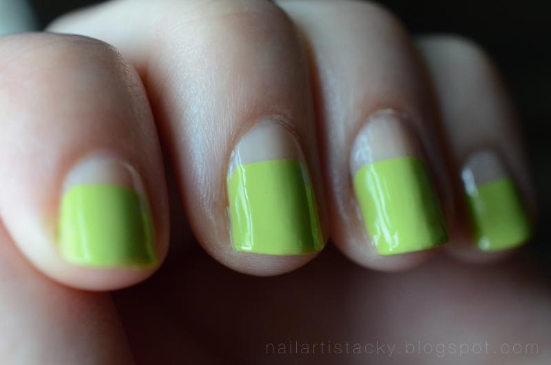 Wasabi Nails - OCC Wasabi Swatch