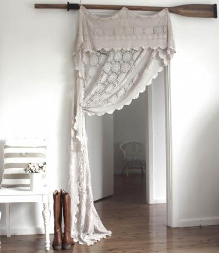 Tienes la gran suerte de poseer un juego de maletas for Anillas con pinza para cortinas