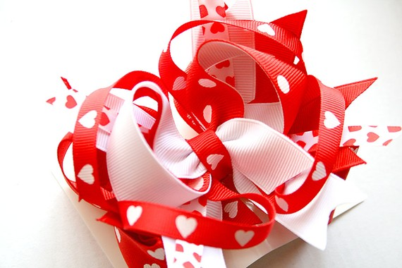 big bows valentine's