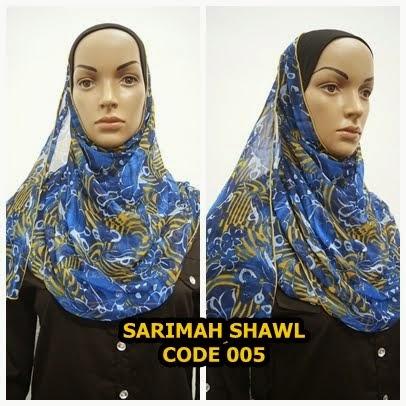 SHAWL SARIMAH RM15
