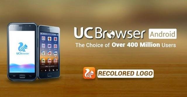 Trình duyệt Android: UC Browser phiên bản 10.0