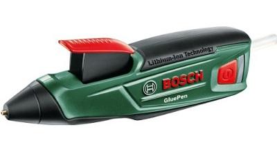Bosch GluePen Heißklebepistole Test