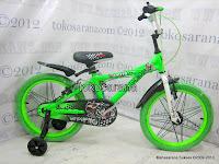Sepeda Anak United Motocross Rangka Aloi 18 Inci