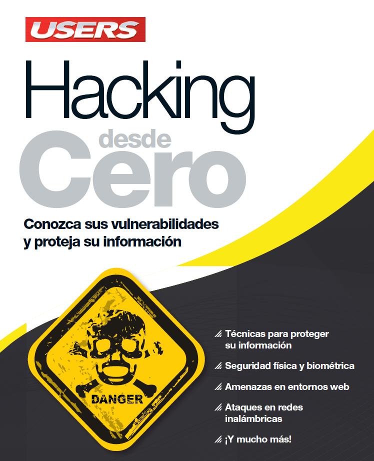 Hacking Desde Cero (PDF)