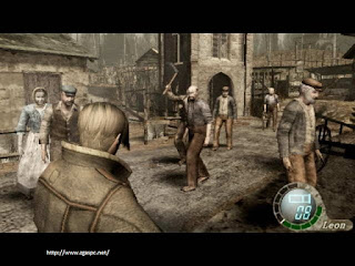 Free Download Game Resident Evil 4 PS2 ISO For PC