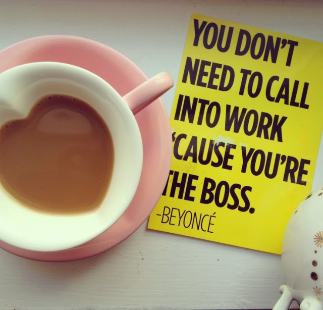 Self-employment motivational quote
