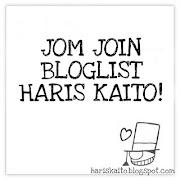 BLOGLIST HARIS KAITO