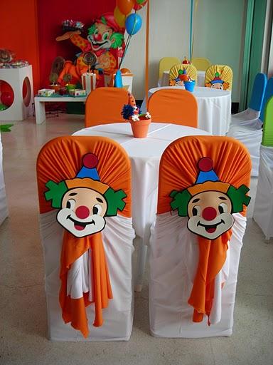 Decoracion Para Fiesta De Circo