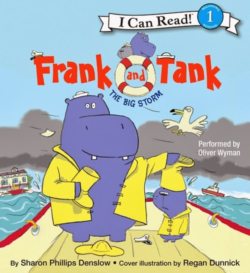 I Can Read! Level 1 - Frank and Tank: the Big Storm