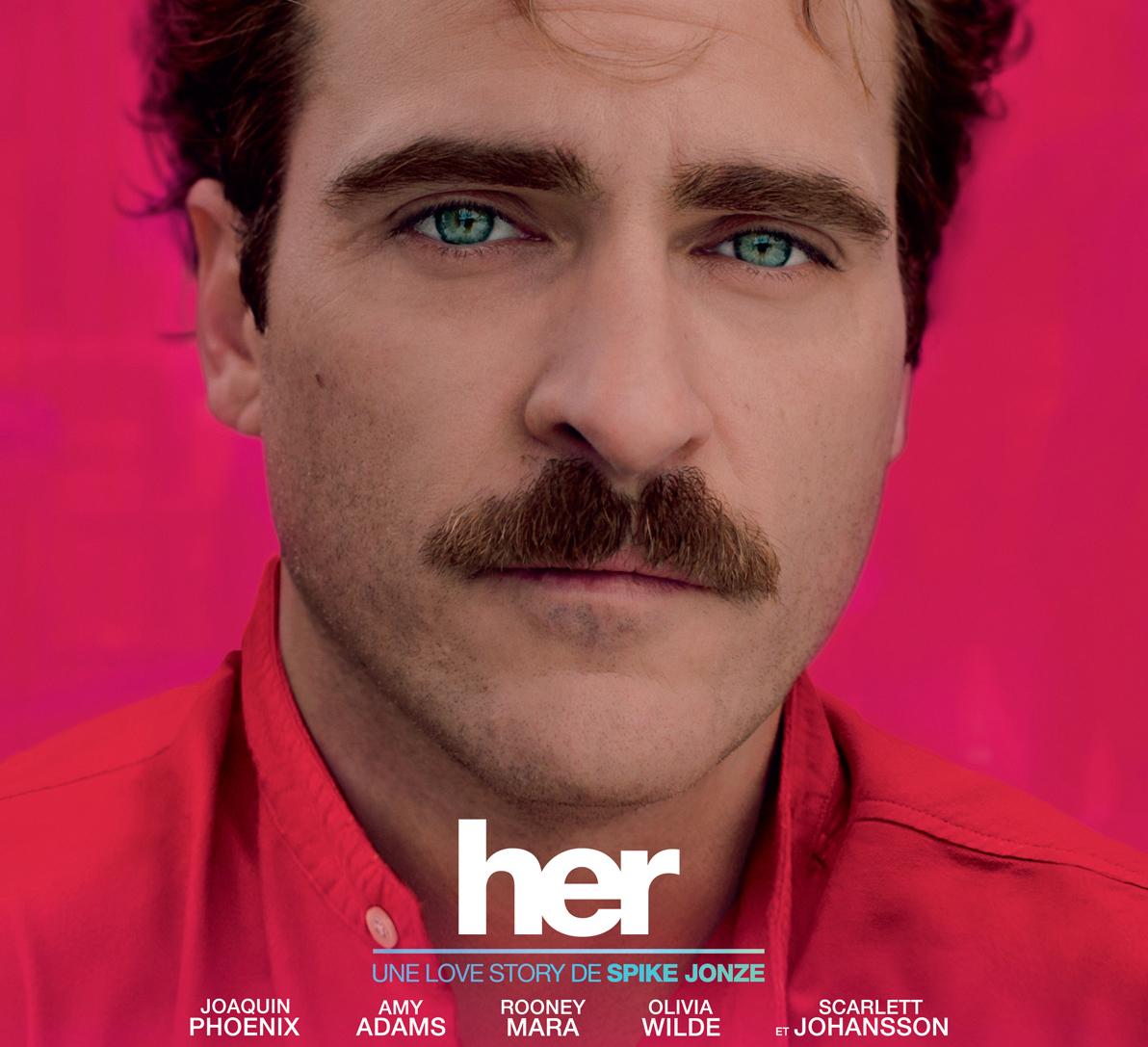 Her Spike Jonze Joaquin Phoenix