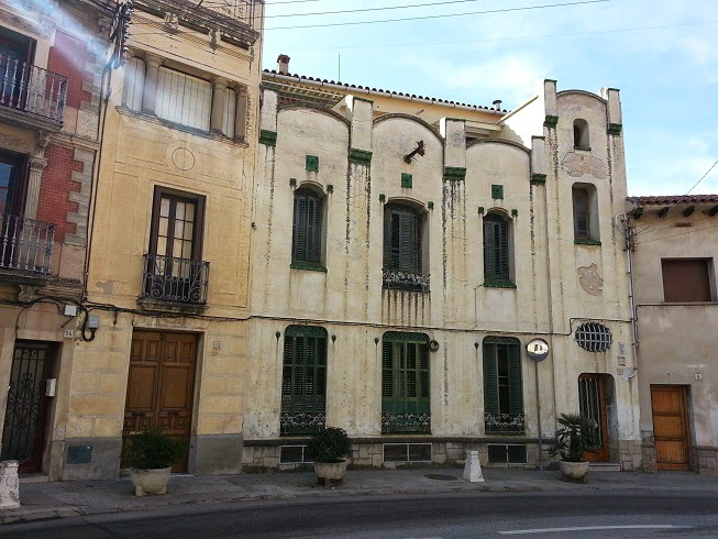 Can Puigdomènech Sant Feliu de Codines