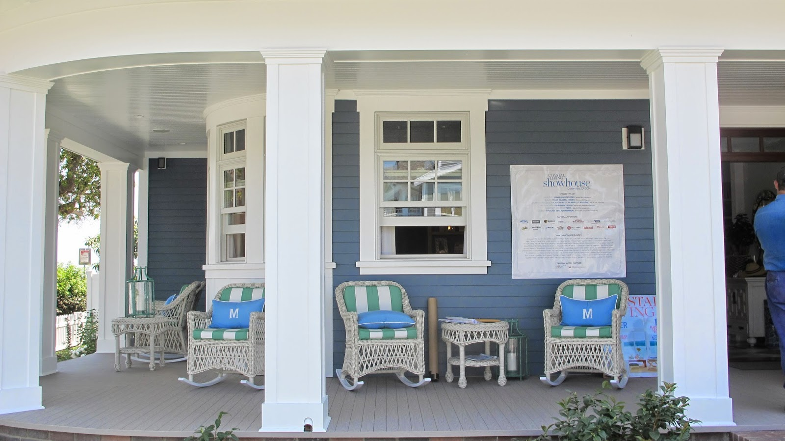 Nautical by Nature | Coastal Living Showhouse Coronado Island