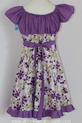 2010 ideen einschulungskleider in voilett lila. Black Bedroom Furniture Sets. Home Design Ideas