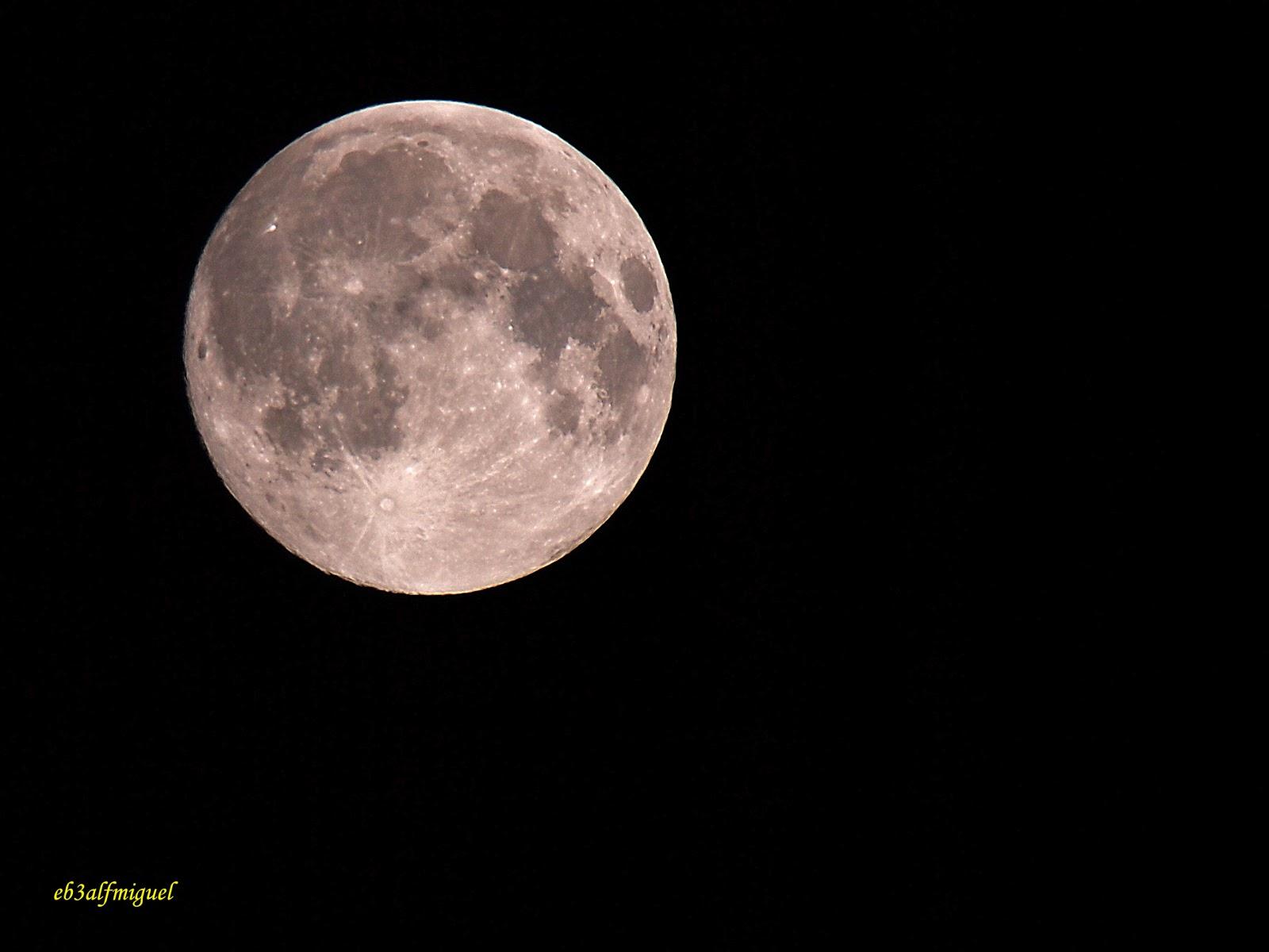 Miguel fotografia la luna de hoy for Hoy hay cambio de luna