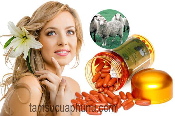 Nhau Thai Cừu - Nhau Thai Cừu Costar Green Health Food của Úc