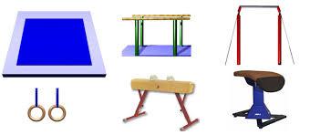La gimnasia for Gimnasia con aparatos