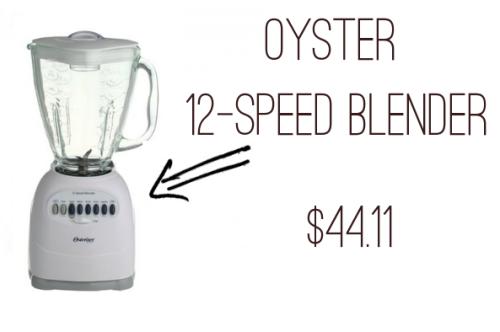 12 Speed Blender