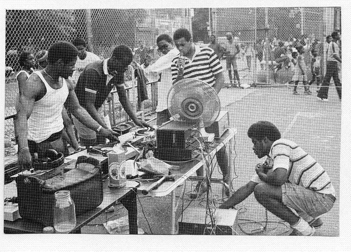 Montando una mesa de DJ