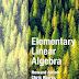 Download Book- Elementary Linear Algebra with Applications,9th Edition... PDF Book...