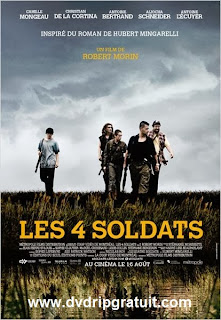 Telecharger Les 4 soldats DVDRip French DDL, Streaming et Torrent
