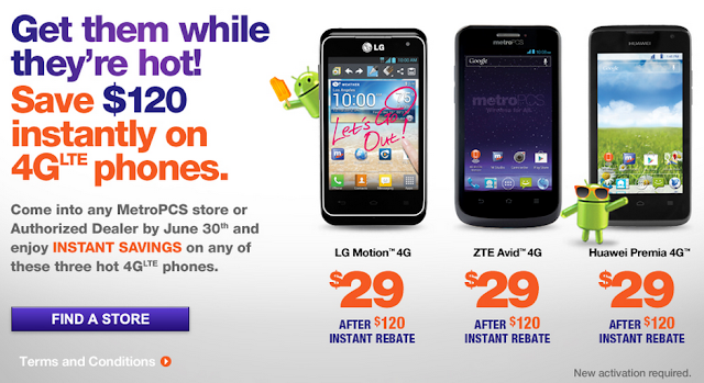 Learn about deals and incentives on cell phones, plans and accessories. Get unlimited data plans, free phones and more from MetroPCS®, a wireless service provider.