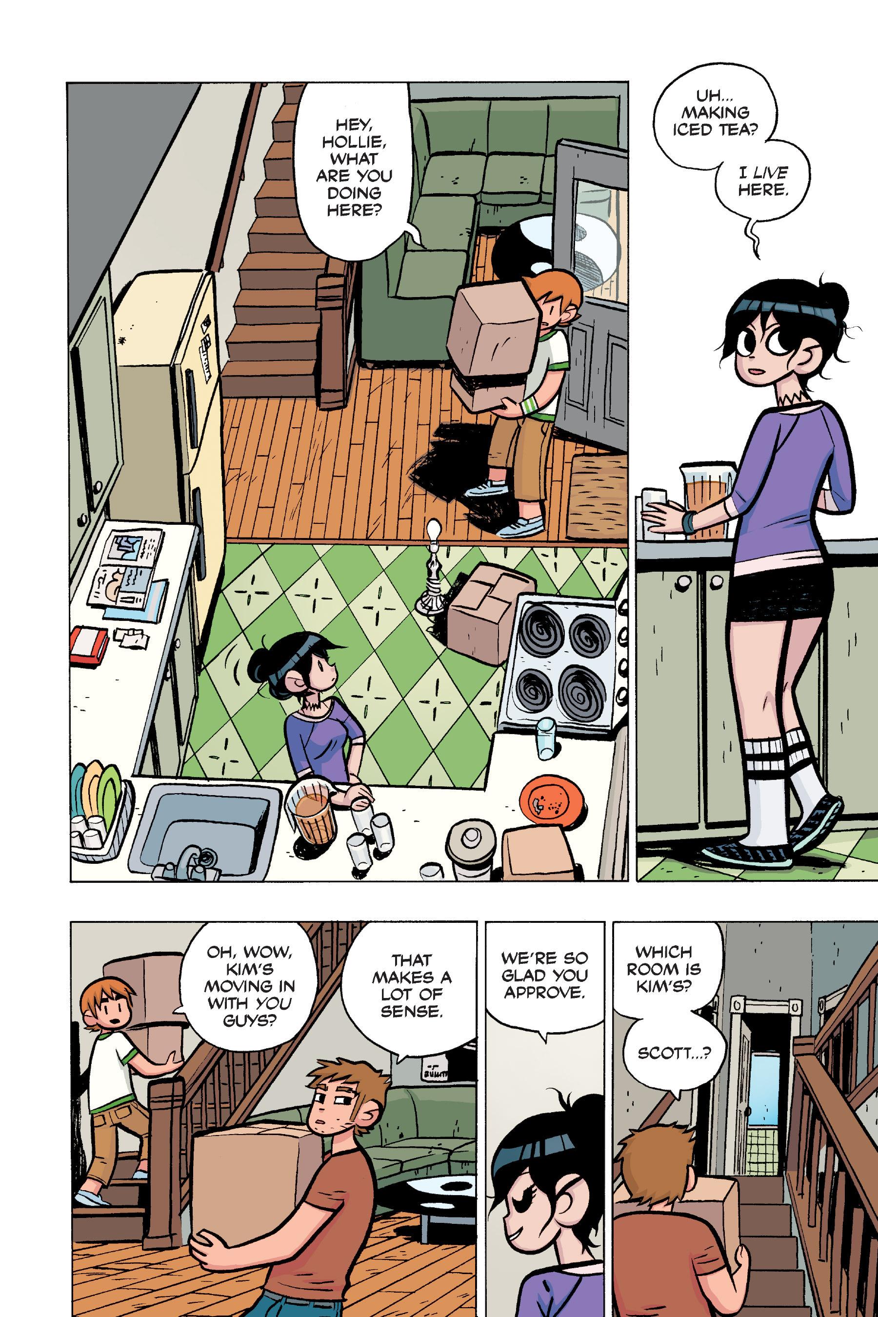 Read online Scott Pilgrim comic -  Issue #4 - 26