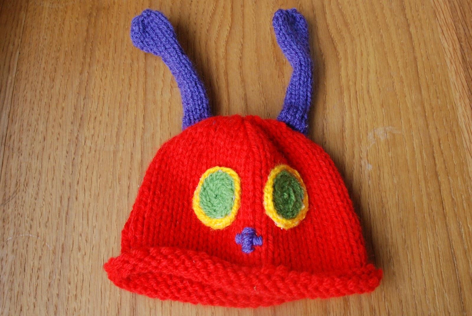 Knitting Pattern Very Hungry Caterpillar : My Name is Purl: The Very Hungry Caterpillar cocoon