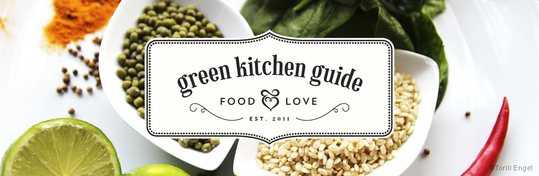 GREEN KITCHEN GUIDE