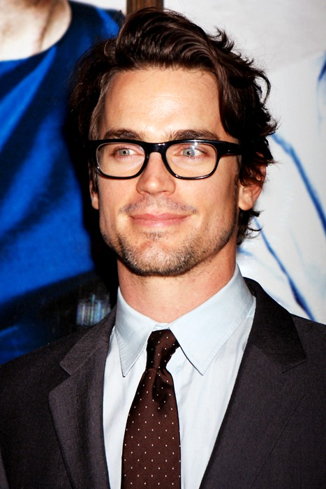 Guys With Glasses: MATT BOMER