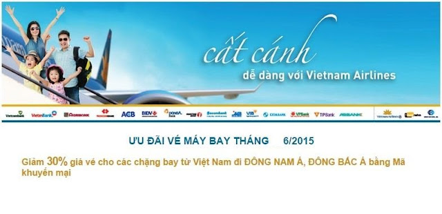 ve may bay gia re hang vietnam airlines