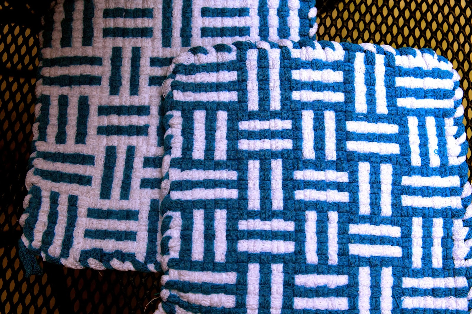 Potholder Loom Patterns Simple Inspiration Design
