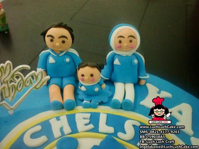 kue tart ulang tahun club bola