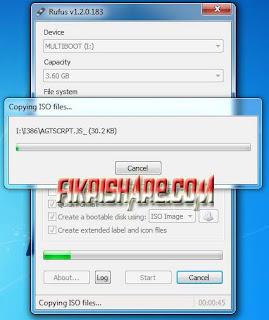 cara install ulang menggunakan flashdisk