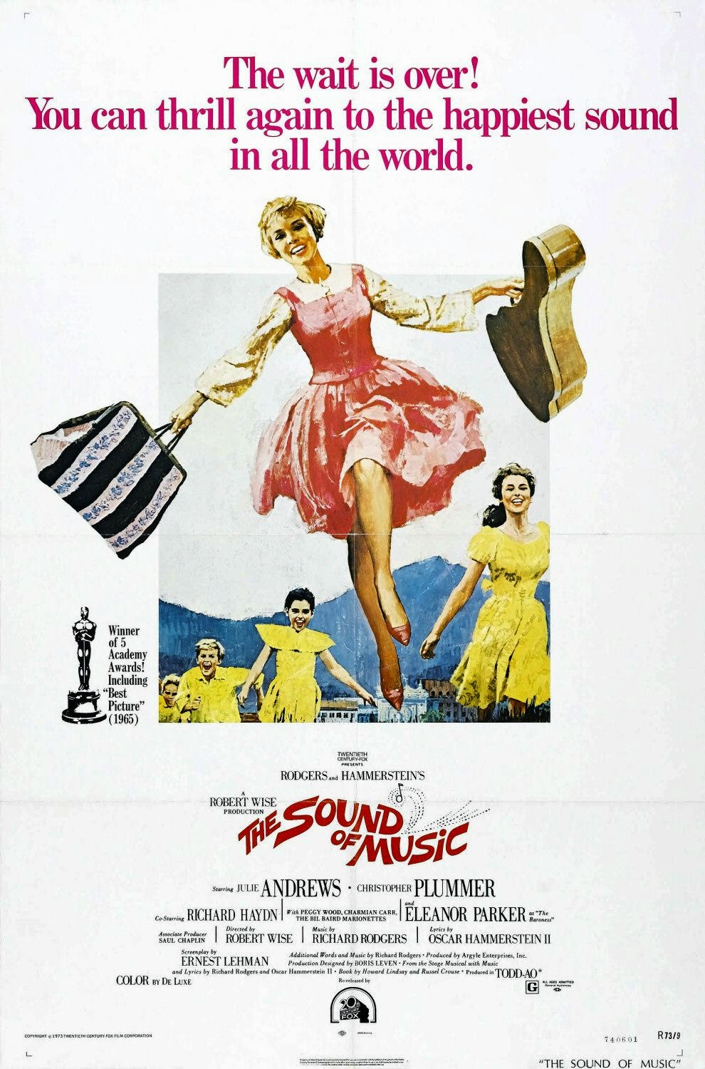 THE SOUND OF MUSIC - Η ΜΕΛΩΔΙΑ ΤΗΣ ΕΥΤΥΧΙΑΣ (1965) ταινιες online seires xrysoi greek subs