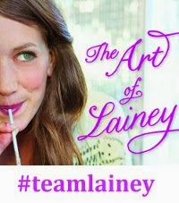 Proud to be Team Lainey