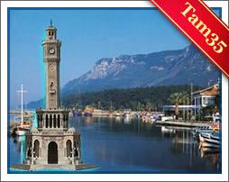 İzmir'e yakın tatil yerleri