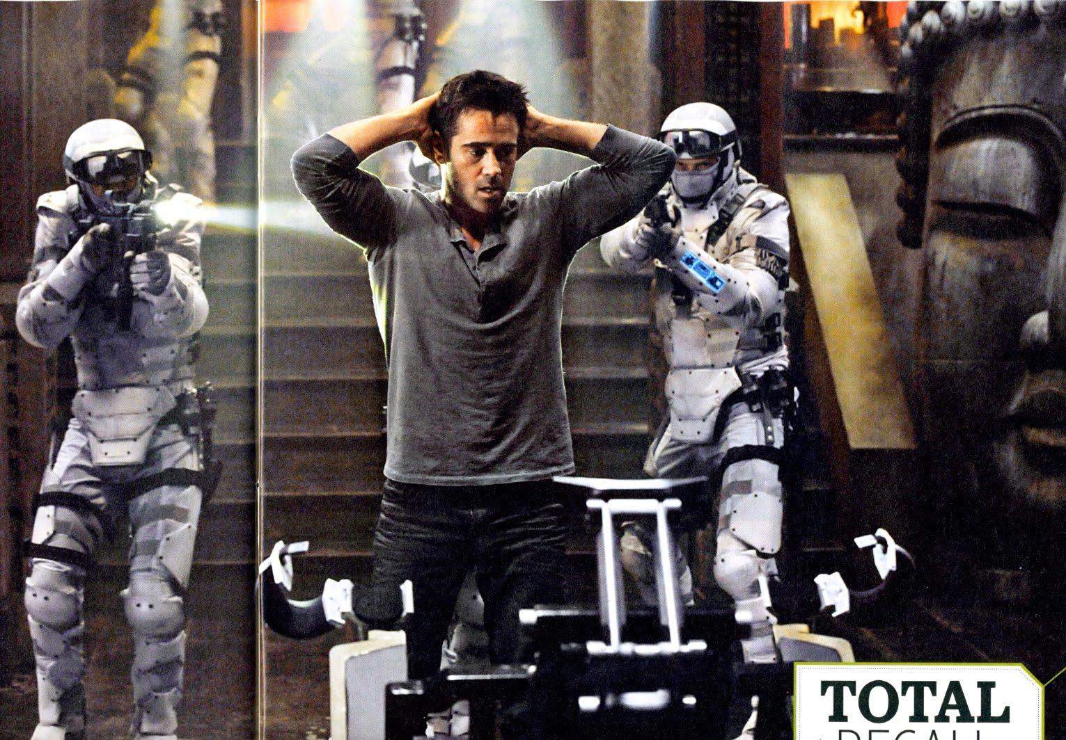 Desafío total Película – Colin Farrell : Pelicula Trailer