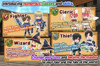 Elemental Knights Online RED v3.1.0 for Android