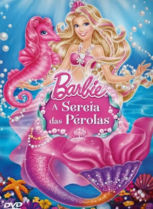 capa Download – Barbie: A Sereia Das Pérolas – BDRip AVI e RMVB Dublado (2014)