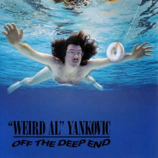 Weird Al Yankovic Off the Deep End Smells Like Nirvana