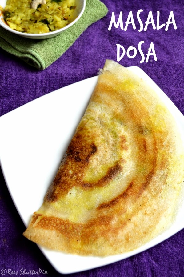 Masala dosa recipe breakfast recipes delectable flavours how to make potato masala how to make ghee masala roast at home forumfinder Gallery