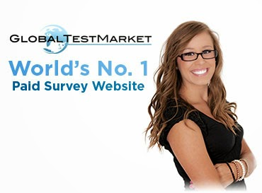Global TestMarket [Survey Website]