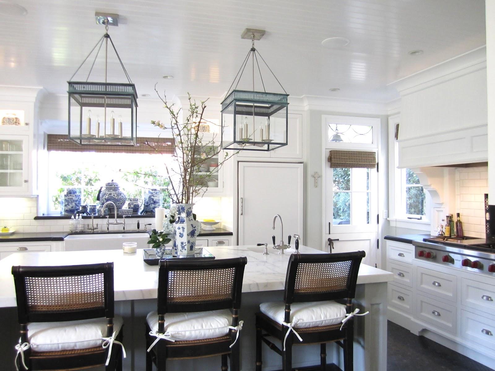 "New Classic"" Elegant Beach Kitchen Classic Casual Home"