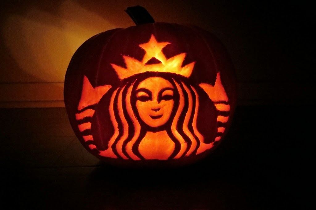 how to create a pumpkin stencil